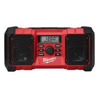 Milwaukee 2890-20 M18 18-volt Jobsite Radio - Bare Tool on sale