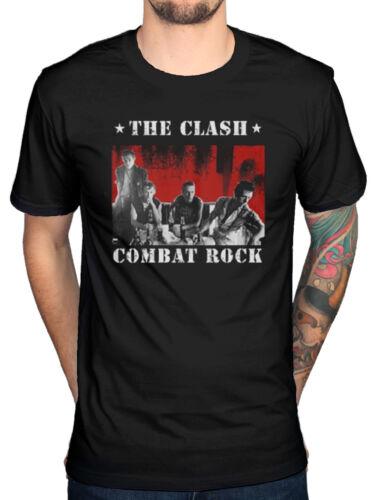 Official The Clash Bangcok Combat Rock T-Shirt London Calling Sandinista!