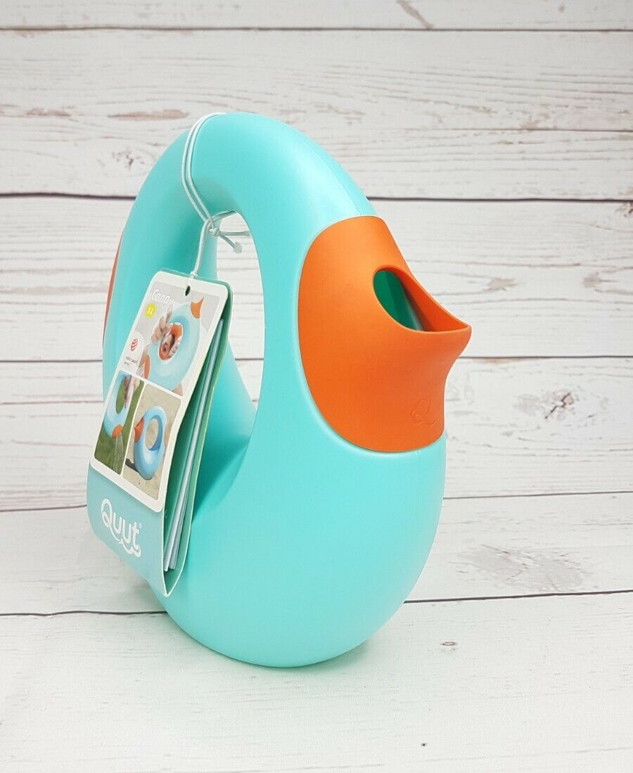 Quut Cana 1Liter Watering Can For Plants/Bath Toys for Kids/Children/Adults Rare