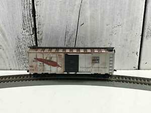 HO-Weathered-Athearn-WESTERN-PACIFIC-40-039-WP-19532-KD5