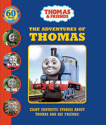 1 of 1 - The Adventures of Thomas by Rev. W. Awdry (Hardback, 2005) New.