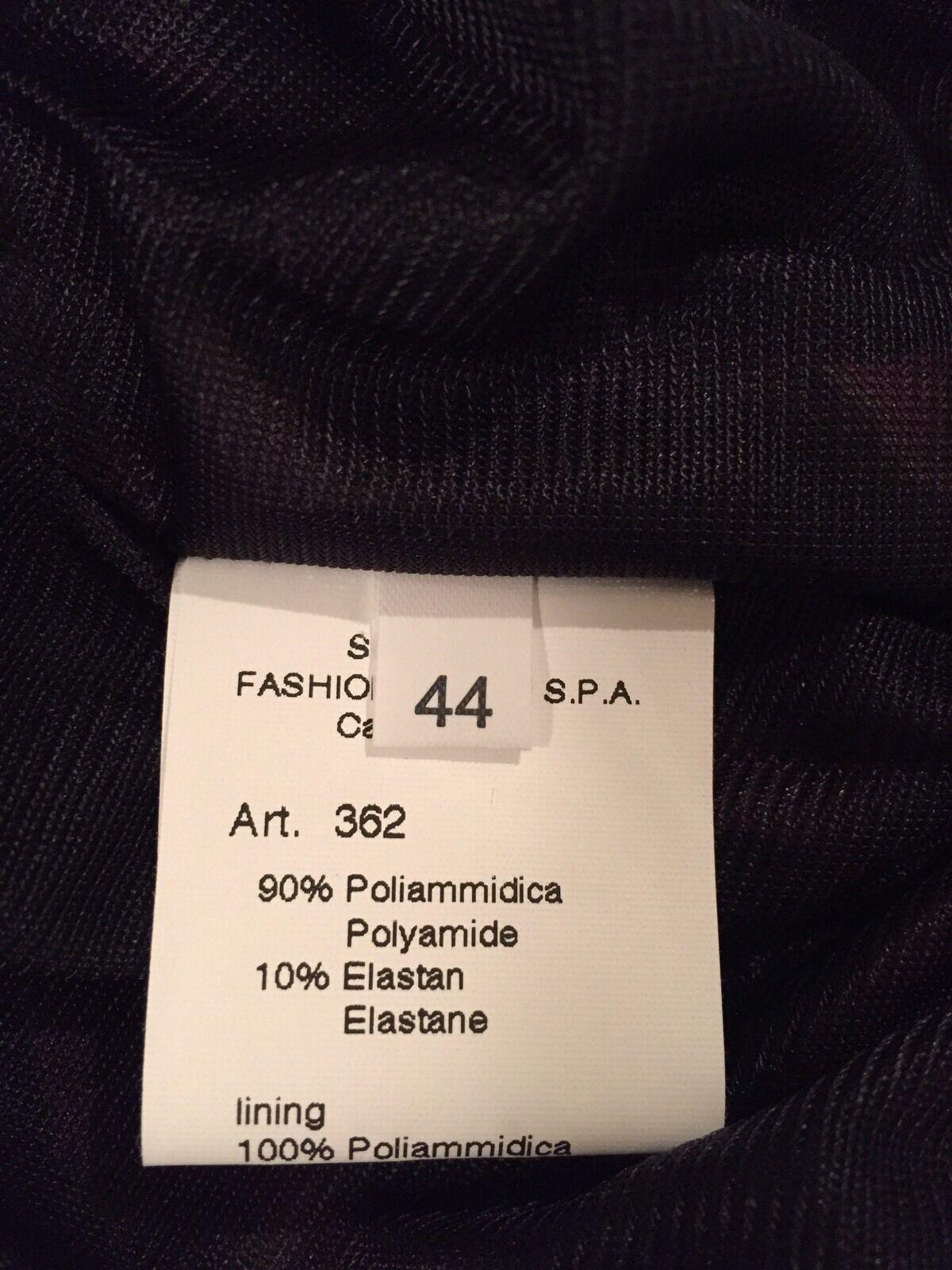 Luxus Kleid Kofferkleid Italien Gr. 36 38 neu neu neu  Party blogger jades Design b8491c