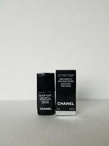 48468b94 Details about Chanel LE COAT LONGWEAR TOP COAT Quick dry & Shine. NIB