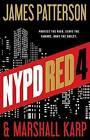 NYPD Red 4 by James Patterson, Marshall Karp (CD-Audio, 2016)