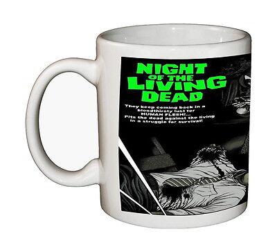 Night of the Living Dead Beverage Coffee Mug Ceramic Tumbler