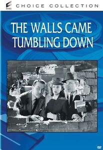 Walls-Came-Tumbling-Down-DVD-1946-Lee-Bowman-Marguerite-Chapman-Lothar-Mendes