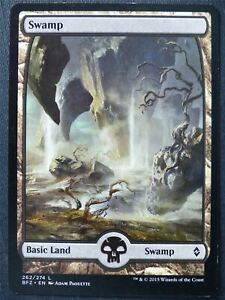 Swamp-Full-Art-262-274-Mtg-Magic-Cards-CI
