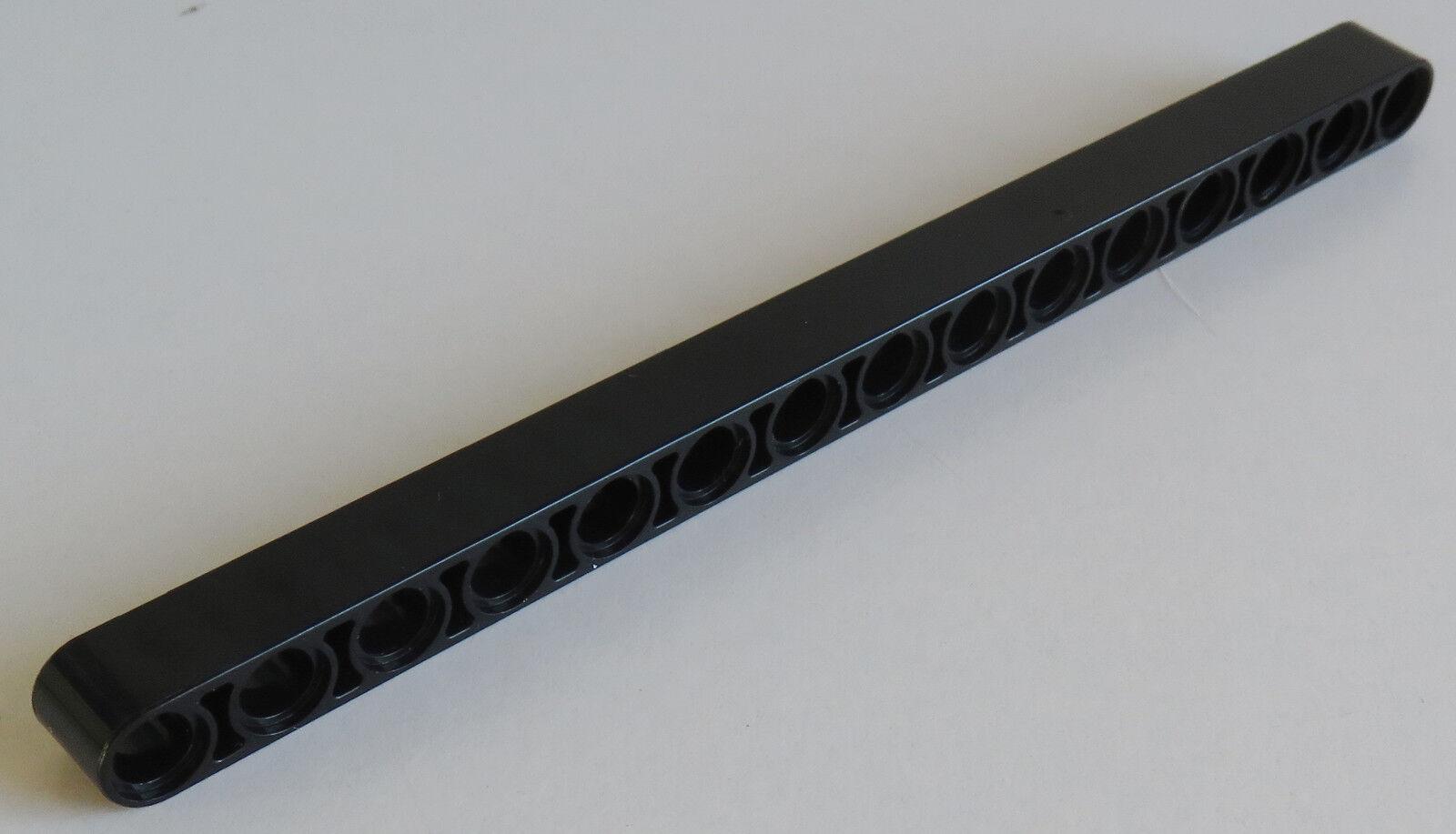 Lego Technic 6x Liftarm 1x3 Thick Dick Schwarz//Schwarz 32523 Neu