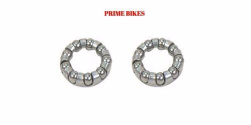 Bicycle 3//Piece Crank Bearing 1//4 x 9 PAIR. 105707 Bike Parts
