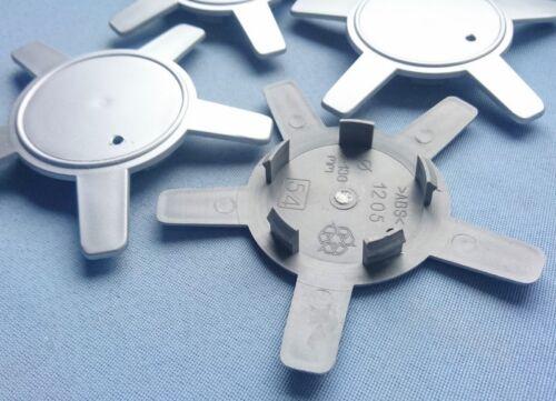 4 x COPRIMOZZO Coperchio Mozzo Coperchio CERCHIONI 100mm 58,5mm LK 5//112 5//100 5 braccio 1205