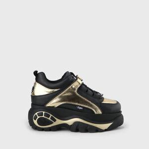 Buffalo London Classic Boots Shoes Plateau Schuhe 90s
