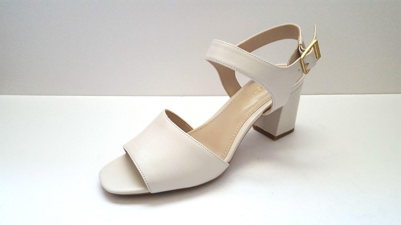 New Calvin Klein Women's Charmain Heel Sandal sz 8US,38EUR