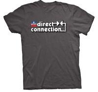 Mopar Direct Connection T-shirt Shirt T Shirt Short Sleeve Gray 3xl