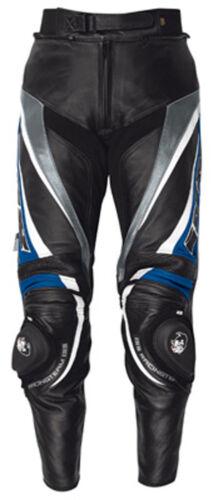"""IXS Pantalon cuir /""""Robin/"""" homme taille 54 vachette Nappaleder 1 a Premium 50/% de réduction"""
