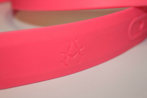 NEW MEN AUTHENTIC AKADEMIKS NEON PINK BELTS