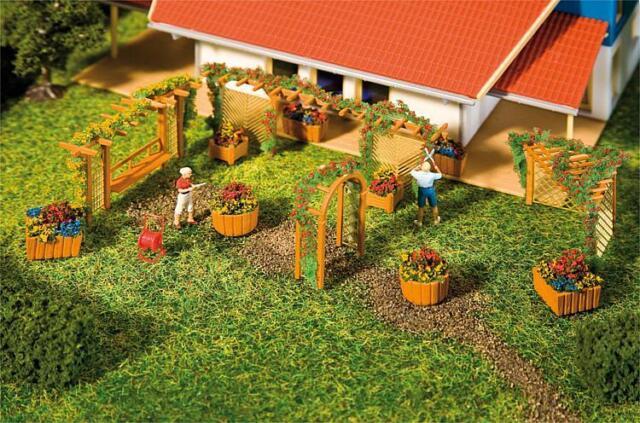 Faller 180554 H0 Gartengestaltungs-Elemente NEU OVP,