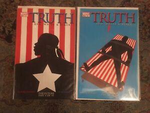 Truth-Red-White-amp-Black-1-3-2003-1st-Isaiah-Bradley-amp-In-Suit-Marvel