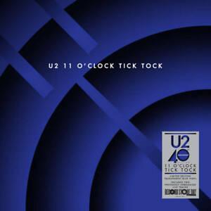 U2-11-O-039-Clock-Tick-Tock-Vinile-Ep-Vinyl-Blue-Transparent-Rsd-2020-Nuovo