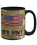 O6 COL US Army Gift for Dad//Mom//Son//Daughter US Army Personalized Officer Mug