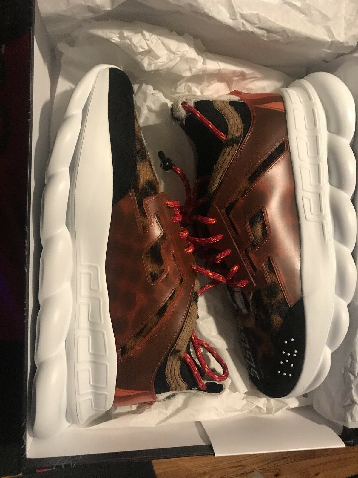 """Versace x Two Chainz """"chain Reaction"""" Size 11"""