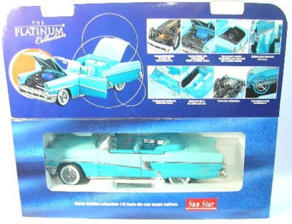 Mercury Montclair Cabriolet (bluee) 1956
