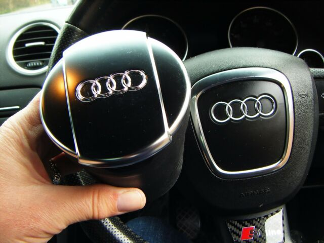 Audi Genuine 420087017 Cup Holder Ashtray