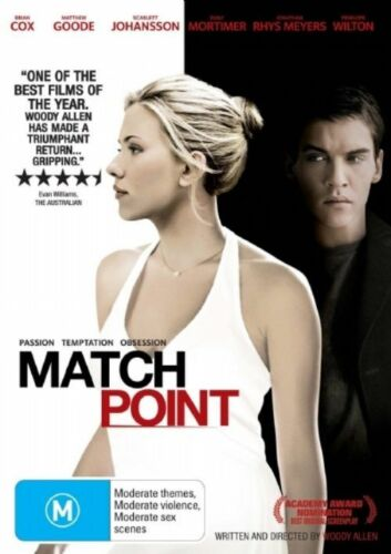 1 of 1 - Match Point (DVD, 2006)