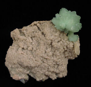 Mineral-specimen-of-pointed-green-apophyllite-Wagholi-Pune-India-5883
