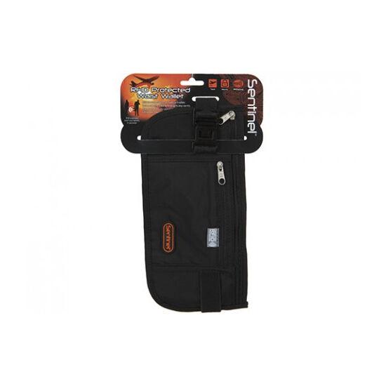 Sentinel RFID caché voyage portefeuille titulaire de la sécurité protection cas contre le vol bloc cas protection e57b72