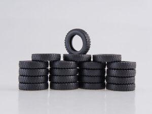 Scale-model-Tires-for-GAZ-53A-3307-PAZ-3205-K-84-8-25R20-set-20-pcs