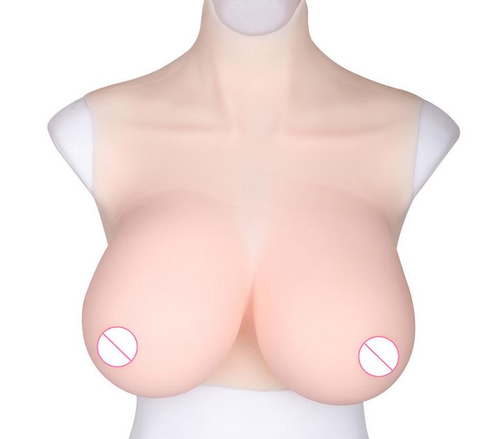 Placas de  formularios de Pecho Silicona Falso pechos para travesti Transexuales Travestis  calidad auténtica