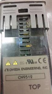 OMEGA-CN9512-AUTOTUNE-TEMPERATURE-PROCESS-CONTROLLER