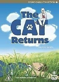 The-Cat-Returns-Studio-Ghibli-Collection-DVD-NEW-Region-4-Australia