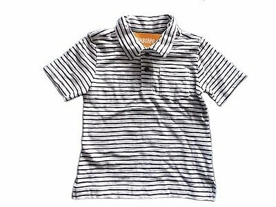NWT Boy/'s Gymboree Monstro-politan genius lightbulb blue short sleeve shirt ~ 5