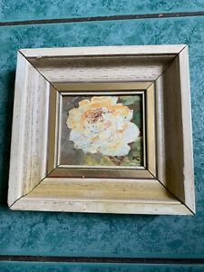Antique-vintage-Still-Life-Oil-Painting-Signed-Janet-Goodson