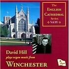David Hill plays Organ Music from Winchester (2002)