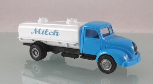 """Magirus camiones con tanque /""""leche/"""" H0 s.e.s//i.m.u 88 8888 88"""