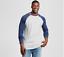Men's Goodfellow Long Sleeve Baseball T-Shirt 2XB NWT R-288