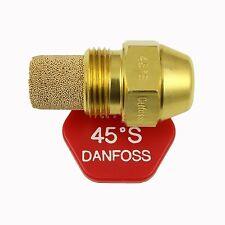 DANFOSS 030F4142 3.50 x 45 S solidi Ugello Bruciatore Olio JET-RAPIDO CONSEGNA GRATUITA!