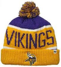 4146de41d2b66 item 3 Minnesota Vikings 47 Brand Knit Hat Calgary Cuff Cap -Minnesota  Vikings 47 Brand Knit Hat Calgary Cuff Cap