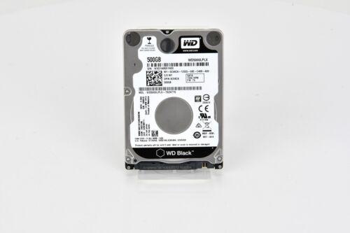 """WD BLACK 2,5/"""" 500gb HDD WD 5000 lplx disco rigido interno rivenditore"""