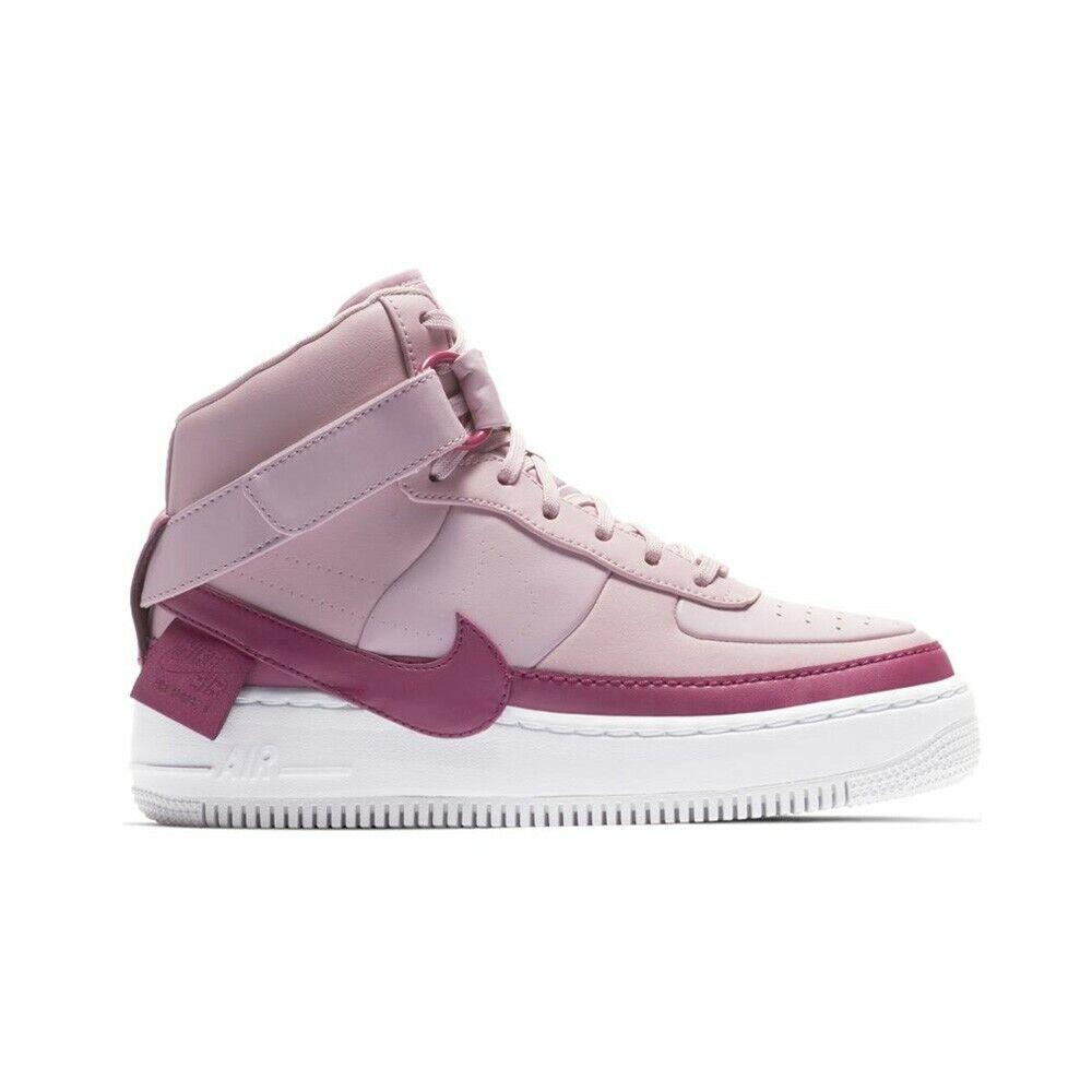 Nike AF1 Jester HI XX (Plum Chalk True Berry-White) Women's shoes AR0625-501