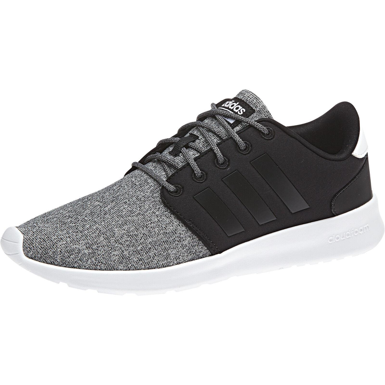Adidas women  shoes da Corsa Cloudfoam Qt Racer Moda Sneakers Stivali B43764  manufacturers direct supply
