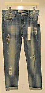 NWT-Jordache-Legacy-Slim-Boyfriend-Jeans-Size-2
