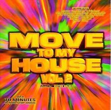 Move to My House Move To My House, Vol. 2 CD ***NEW***