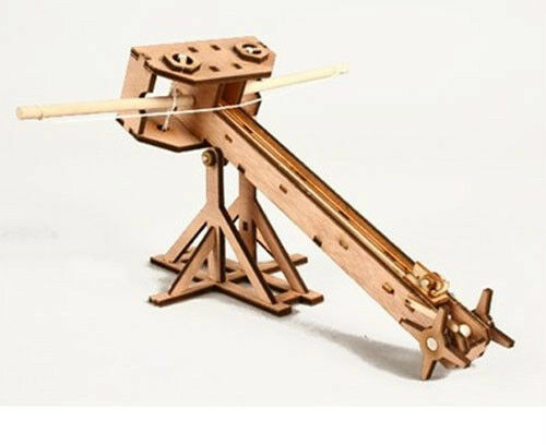 Ballista / Wooden model kit