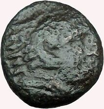 Alexander III the Great 336BC Ancient Greek Coin Hercules Bow Club i33636