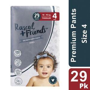 Rascal & Friends Nappy Pants Bulk Toddler 29 pack