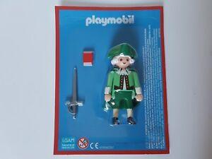 Playmobil-Coleccion-Noble-de-la-Corte-con-Accesorios-Medieval-Coleccion-NUEVO
