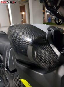 Details about YAMAHA MT09 FZ09 2013-2017 Carbon Fiber Carbon/Kevlar Tank  Sliders Protectors